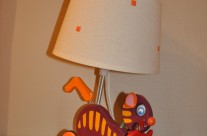 Lampe chat